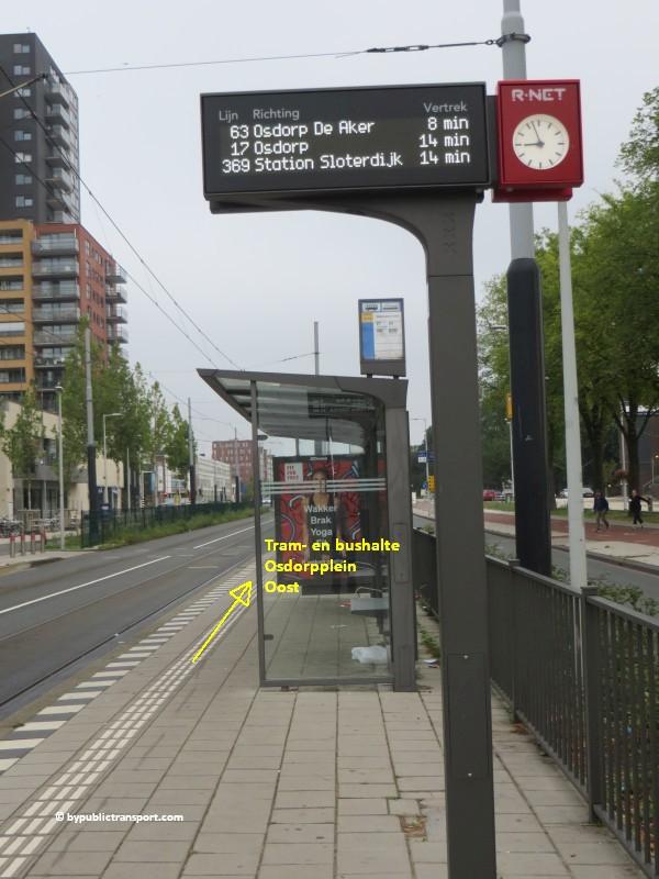 hoe kom ik bij theater de meervaart amsterdam met het ov openbaar vervoer by public transport 18