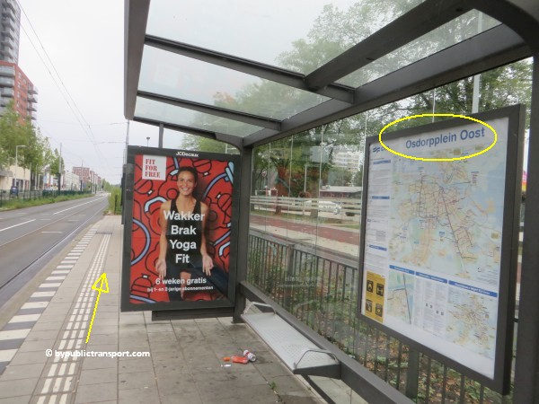 hoe kom ik bij theater de meervaart amsterdam met het ov openbaar vervoer by public transport 19