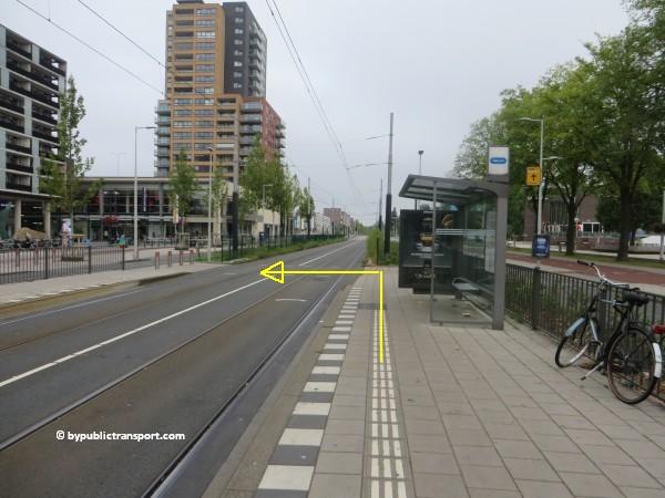hoe kom ik bij theater de meervaart amsterdam met het ov openbaar vervoer by public transport 20