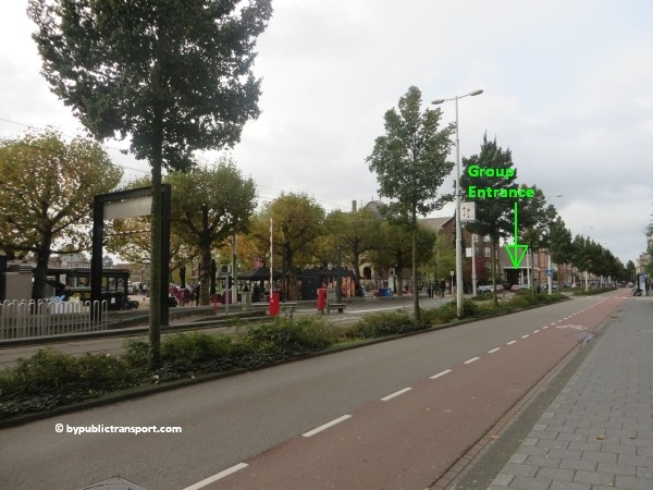 how do i get to the van gogh museum amsterdam by public transport 03