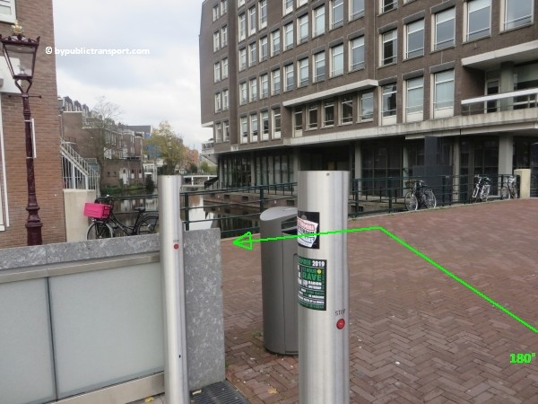 how do i get to the van gogh museum amsterdam by public transport 11