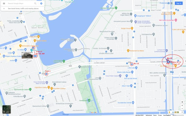 theater de meervaart amsterdam tram metro stops nearby 600 x 375